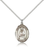 Our Lady of Hope Sterling Silver Medal 8230-bliss