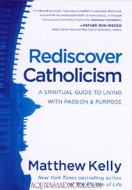 Rediscover Catholicism by Matthew Kelly--LIMITED QUANTITY
