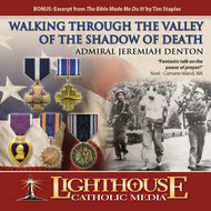 Walking Through the Valley of the Shadow of Death CD by Admiral Jeremiah Denton--LIMITED QUANTITY