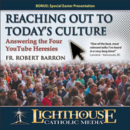 Reaching Out to Today's Culture CD by Fr. Robert Barron