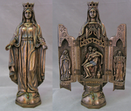 Our Lady of Sorrows Triptych