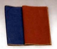 Ostensorium Flannel Bag (red)
