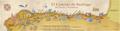Camino Primitivo / Del Norte Poster Map