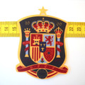 Spain España Football Soccer Iron On Cloth Patch Badge