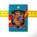 Spain España Football Soccer Iron On Cloth Patch Badge New