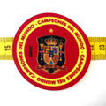 Spain España Football Soccer Iron On Badge Cloth Patch