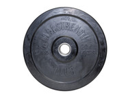 MA1 Club Bumper Plates Black 45lb (Pair)