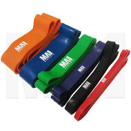 Resistance Power Bands - Set of 6