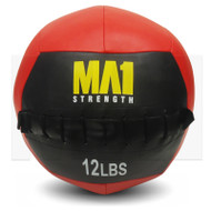 MA1 12lb Wall Ball - Red