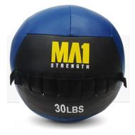MA1 30lb Wall Ball - Blue