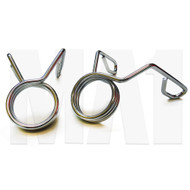 "MA1 Spring Collars for Olympic for 2"" Bars (Pair)"