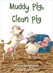 Muddy Pig, Clean Pig
