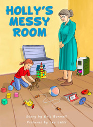 Holly's Messy Room - Level H/13
