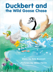 Duckbert and the Wild Goose Chase - Level E/8