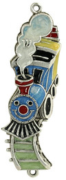 Choo Choo Train Mezuzah