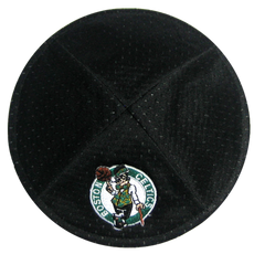 Boston Celtics Yarmulke