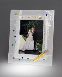 "Beames Designs Geo Break Glass Frame - 5"" x 7"""