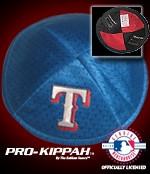 Texas Rangers Yarmulke