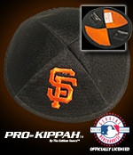 San Francisco Giants Yarmulke