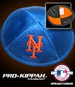 New York Mets Yarmulke