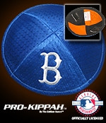 Brooklyn Dodgers Yarmulke