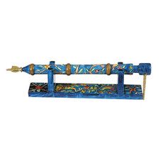 Yair Emanuel Persian Oriental Torah Pointer with Stand