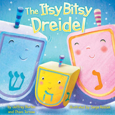 The Itsy Bitsy Dreidel Board Book