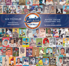 The Jewish Baseball Card Book
