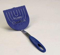 Menorah Shaped Spatula