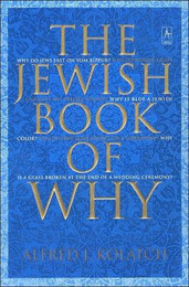 Jewish Book Of Why