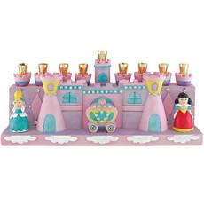"""""""Once Upon A Time"""" Princess Menorah"""