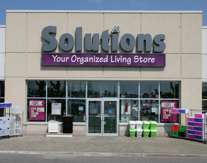 Richmond Hill Solutions Store