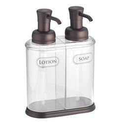 York Dual Soap Pump