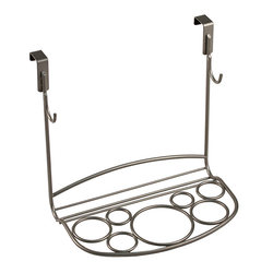 Constructed from steel with padded brackets to protect cabinets from scratches.