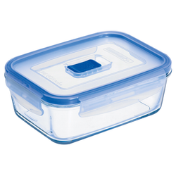 Pure Box Rectangular Glass Containers