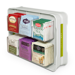 TEASTAND TEA BAG ORGANIZER
