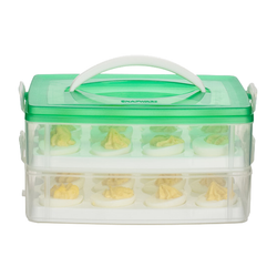 Snapware® Snap 'N Stack® 2 LAYER FOOD STORAGE