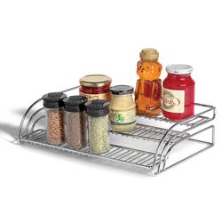 Tiered Spice Shelf Organizer
