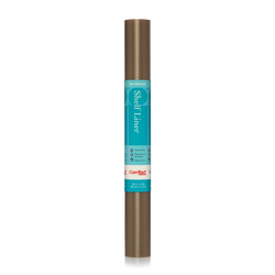 Ribbed Copper Drawer Liner