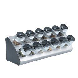 Wedge Counter Spice Rack