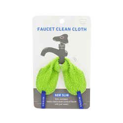 Slim Faucet Cleaning Cloth