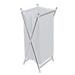 Single Bag Folding Hamper