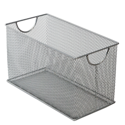 CD Basket in grey | Solutions