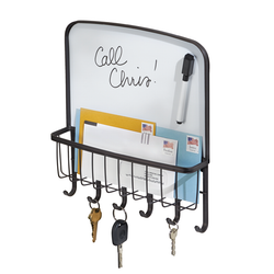 York Lyra Dry Erase Key Center