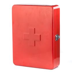 First Aid Steel Box