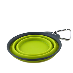 Collapsible Travel Pet Food Cup