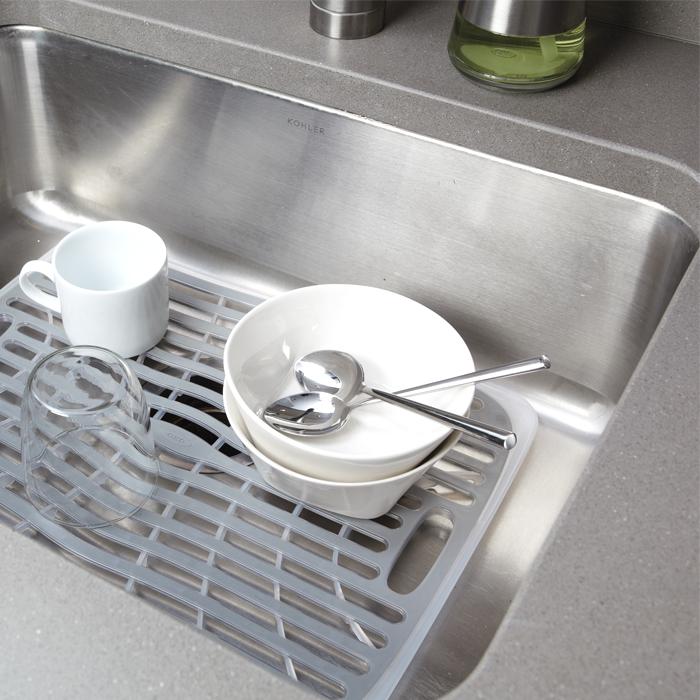 ... Sinkware; Perfect Sink Mat. Image 1