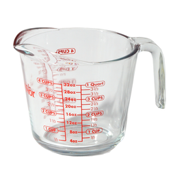 Classic Glass Measuring Jug