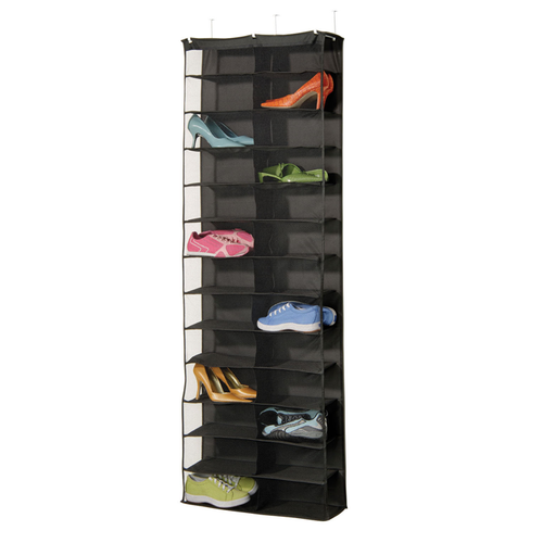 Over Door 26 Pair Shoe Organizer.