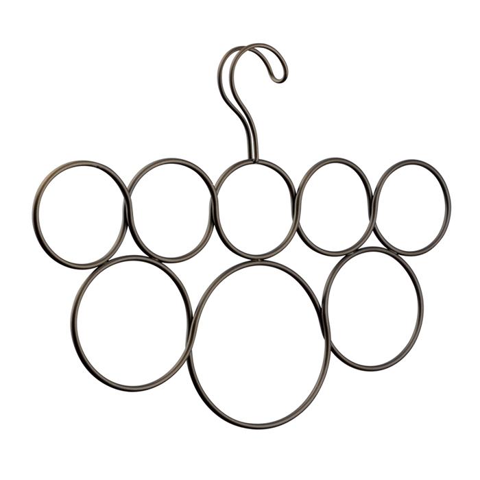 scarf organizer | jewelry organizer | scarf hangers | scarf holder